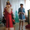 Дед Мороз и Снегурочка у нас в гостях