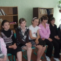 Зрители на конкурсе